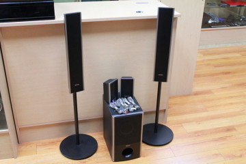 Sony Home Theater  Speakers &#8211; Subwoofer