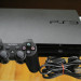 Sony PlayStation 3 Slim - 160 GB Charcoal Black Console - CECH-3001A (1)